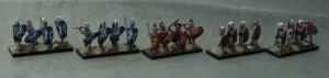 Later Pontic option: imitation legionaries (five 4Bd).