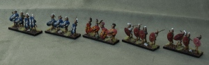 Another shot of the Mithridatic legionaries.