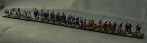 The Mithridatics arrayed with the legionary option.